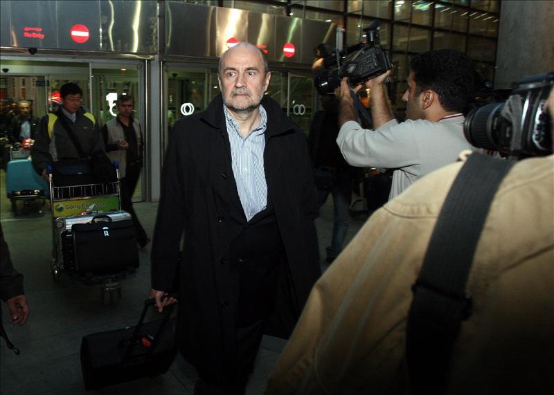 El Organismo Internacional de la Energía Atómica llega a Irán para inspeccionar sus nucleares