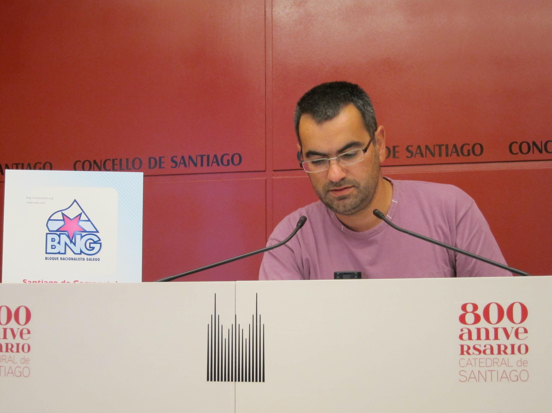 Rafael Vilar asegura que en el BNG «hay espacio para trabajar mucha gente» y para «más» de la actual