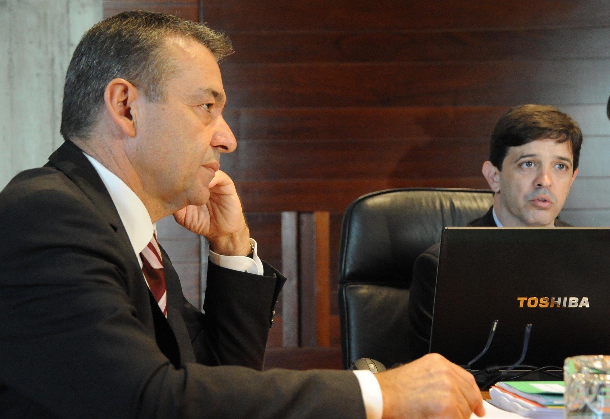 Rivero pide a Rajoy que ponga «boca arriba» su hoja de ruta y que convoque una conferencia de presidentes autonómicos
