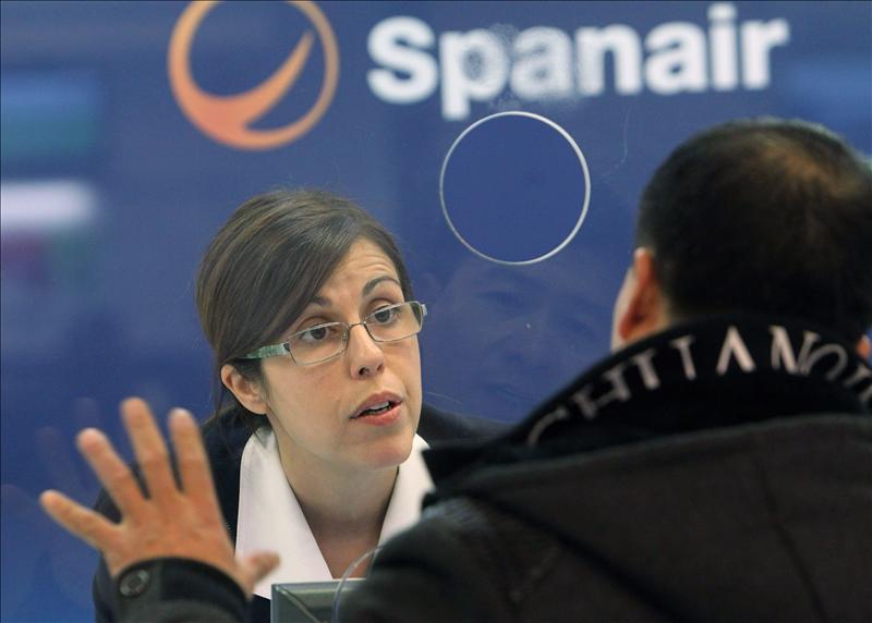 El presidente de Spanair asegura que actuó coordinado con las autoridades