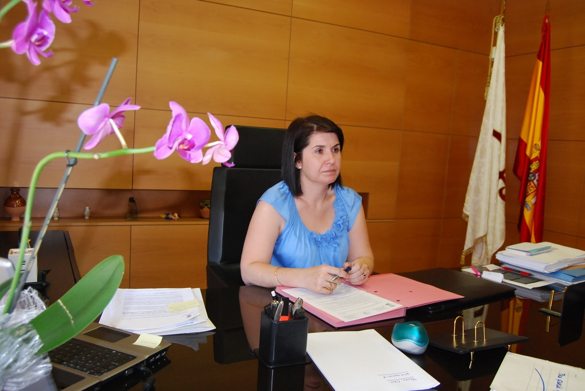 La alcaldesa de Totana se reúne este lunes con el nuevo delegado del Gobierno para abordar nuevos proyectos