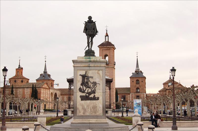 Los encantos de Alcalá, según los viajeros de hace varios siglos