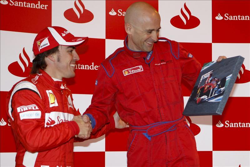 Antonio Lobato también será el rostro de la Fórmula Uno en Antena 3
