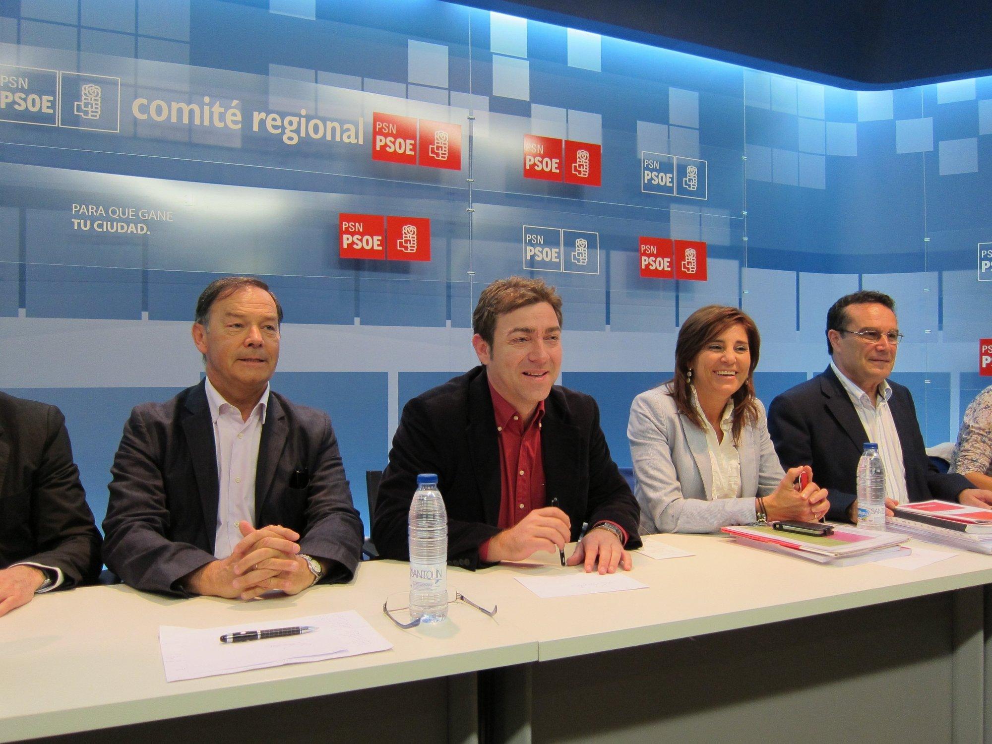 El Comité Regional del PSN decide este sábado la fecha de su congreso