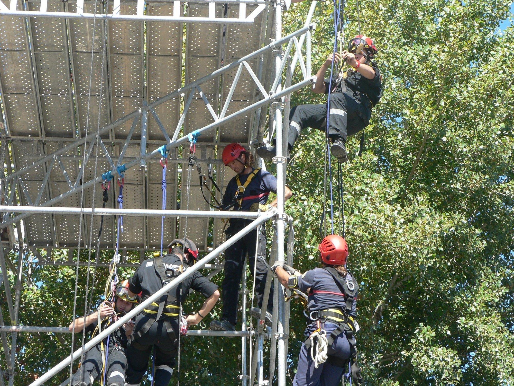 La Comunitat contará con un registro de bomberos profesionales, voluntarios y de empresa