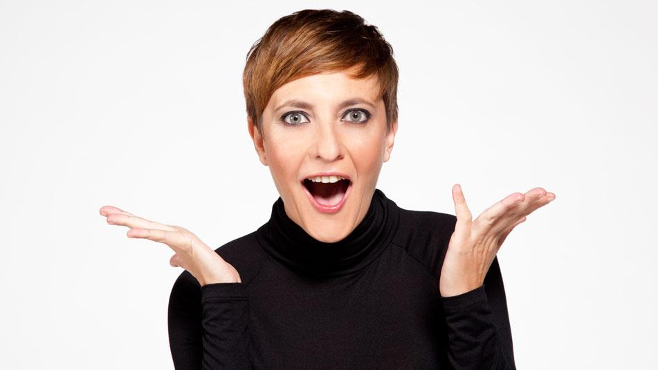 Eva Hache es la presentadora de una gala que espera batir record de audiencias