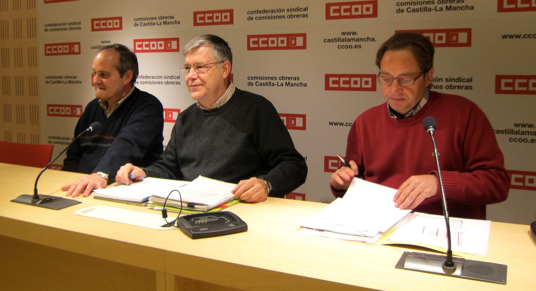 FECOMA pide «claridad» al Gobierno regional sobre la rescisión del contrato del Hospital de Toledo