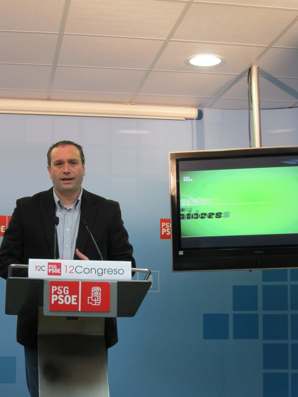 García circunscribe el rechazo del PSOE vigués a la gestión del PSdeG a las «discrepancias» sobre las incompatibilidades