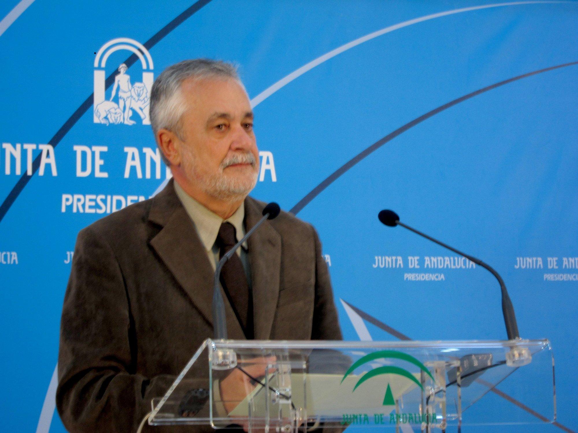 Griñán lamenta la aprobación del «injusto» acuerdo con Marruecos y pide al Gobierno «acciones contundentes»