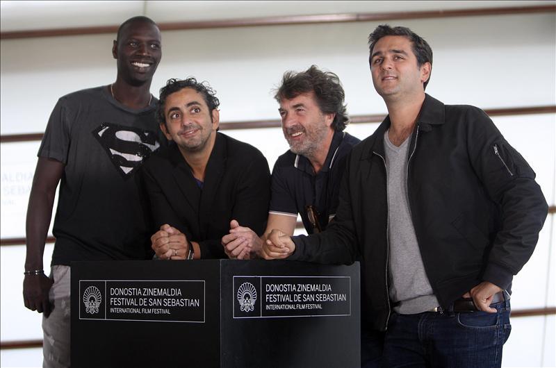 El film «Les Intouchables» bate todos los récords de rentabilidad en Francia