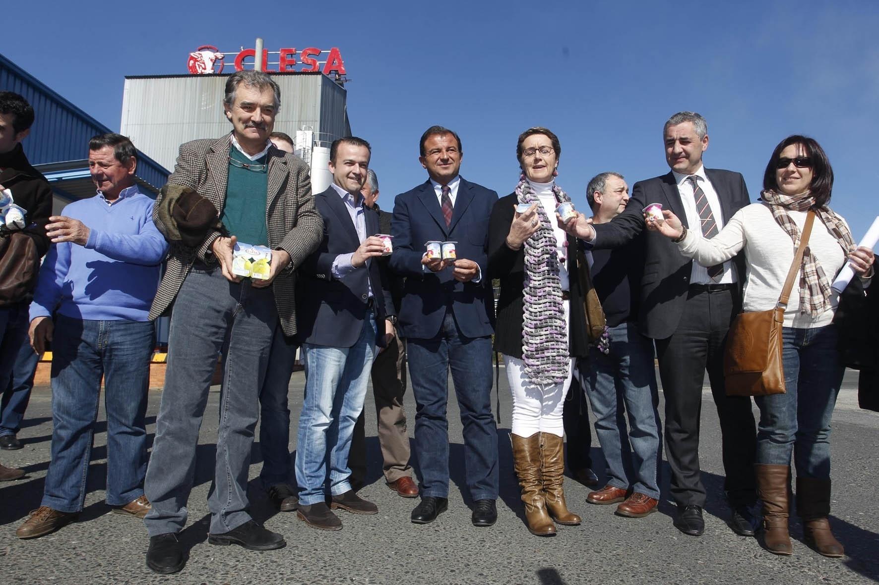 Javier Guerra celebra la «magnífica noticia» de la planta de Clesa, que se logró gracias al «trabajo conjunto»