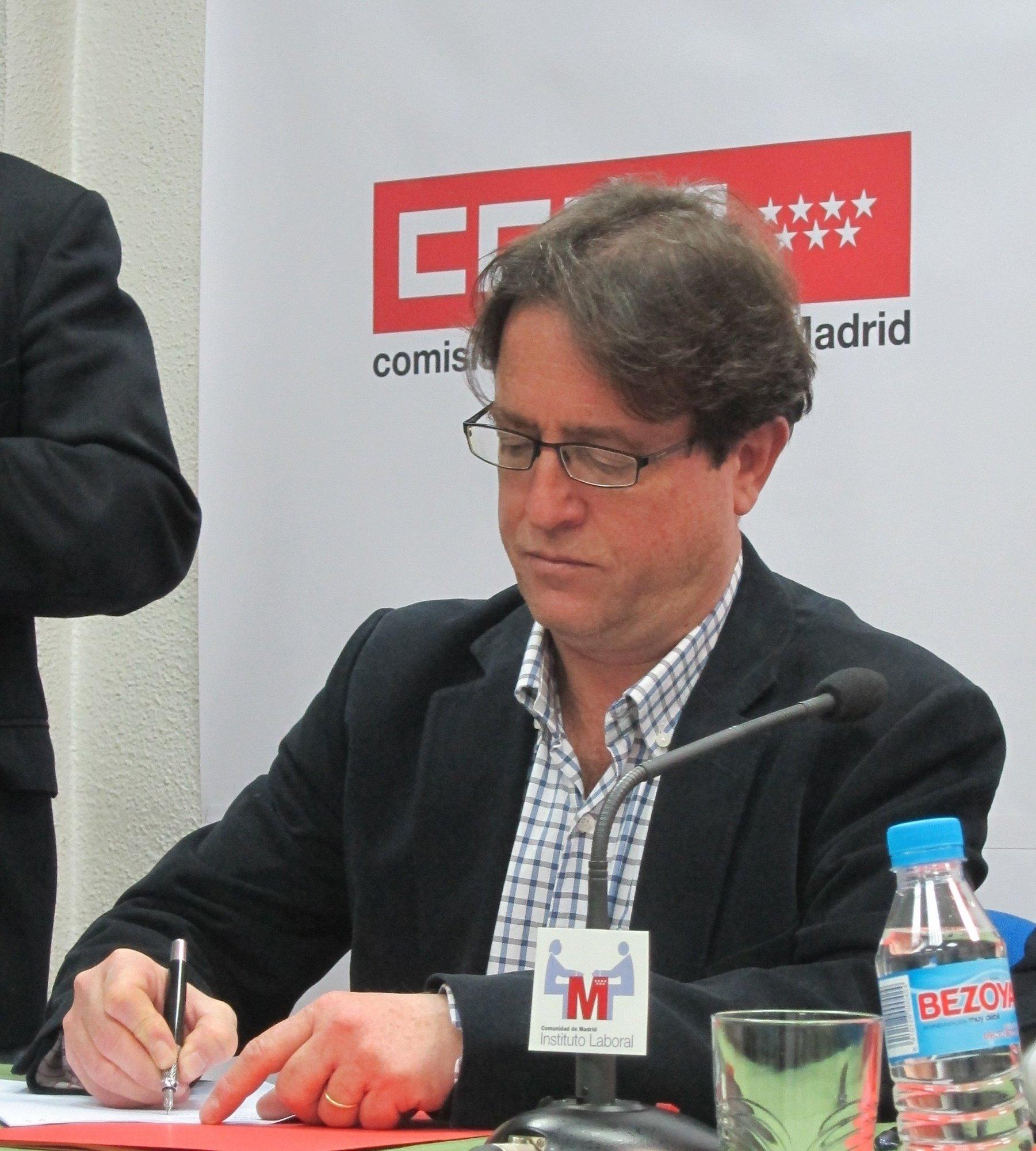 López (CC.OO.) llama a manifestarse contra una reforma que «sólo traerá más paro, más precariedad y más temporalidad»