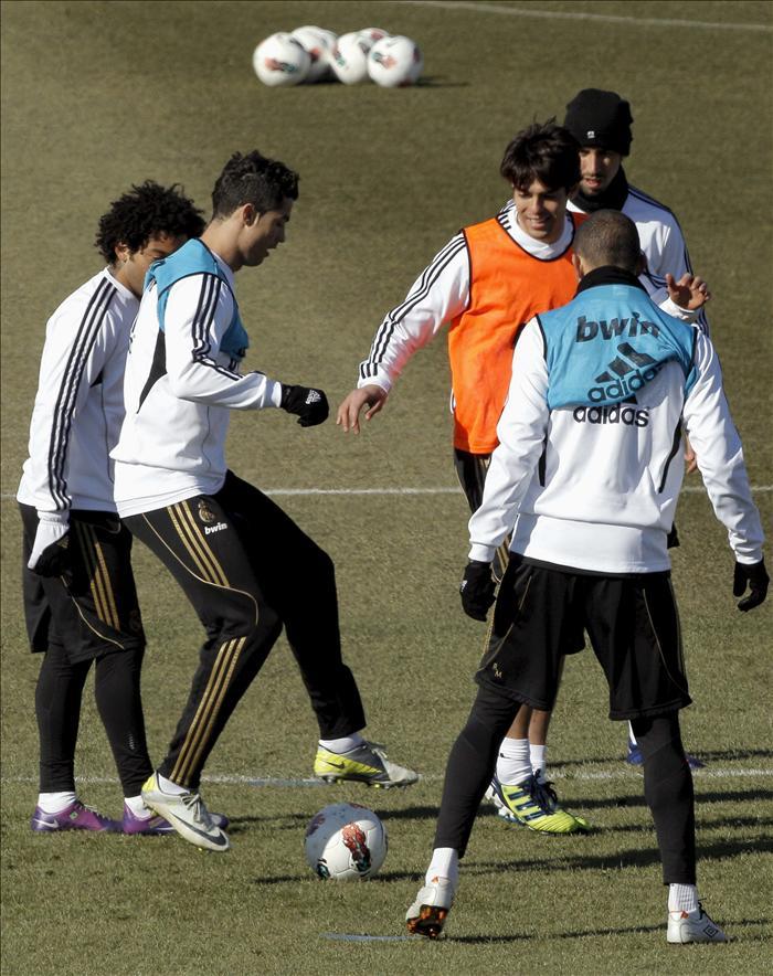 Di María y Marcelo regresan a la convocatoria del Real Madrid, «Lass» no llega a tiempo