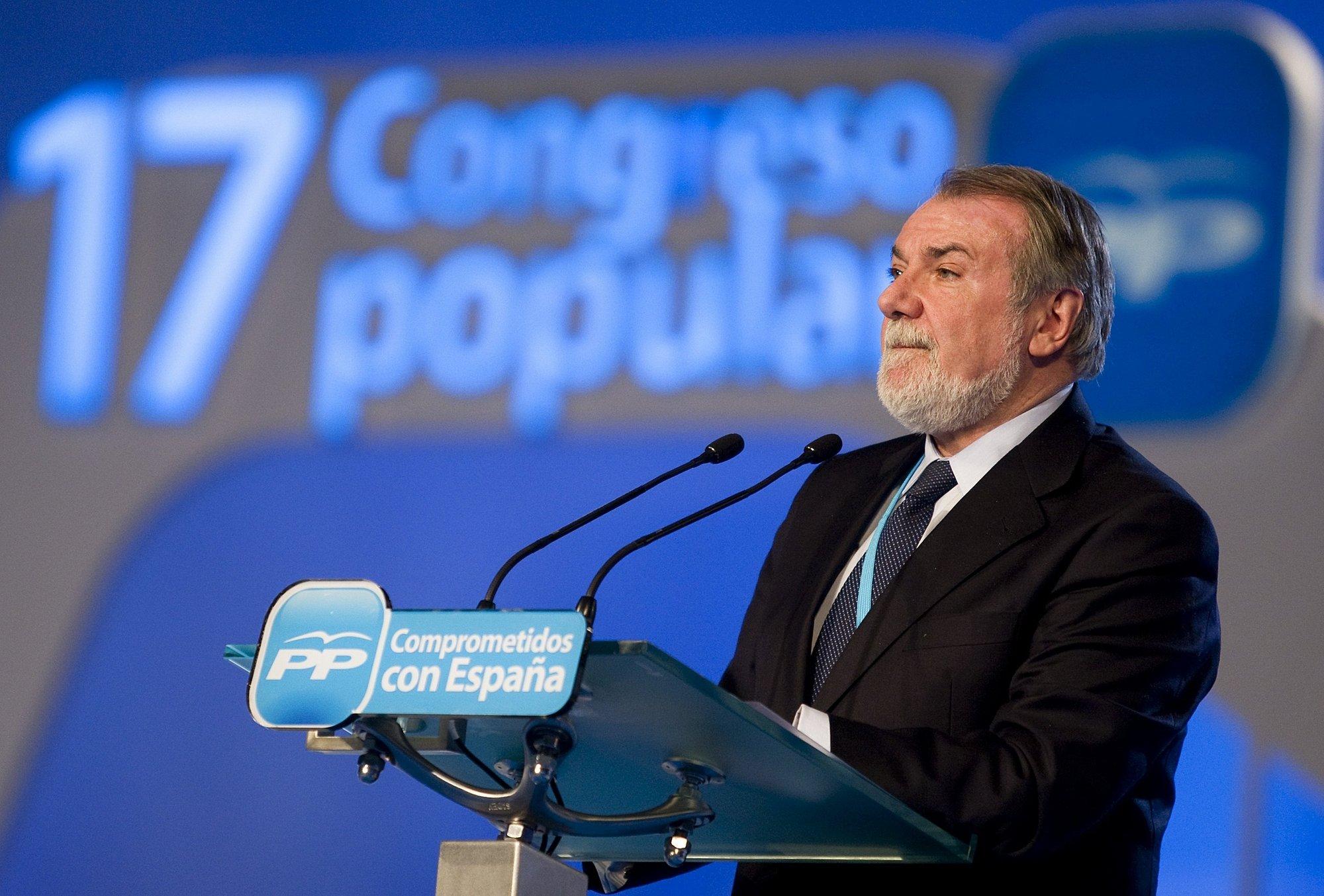 Oreja dice que PP debe estar en la «vanguardia» de la regeneración «moral» por ser ejemplo de «decencia»