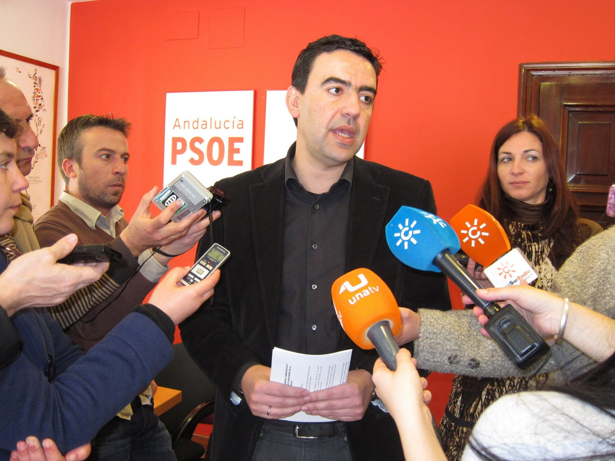 PSOE-A cree que el Gobierno debería ser «capaz» de crear una «mayoría de veto» al acuerdo agrícola con Marruecos