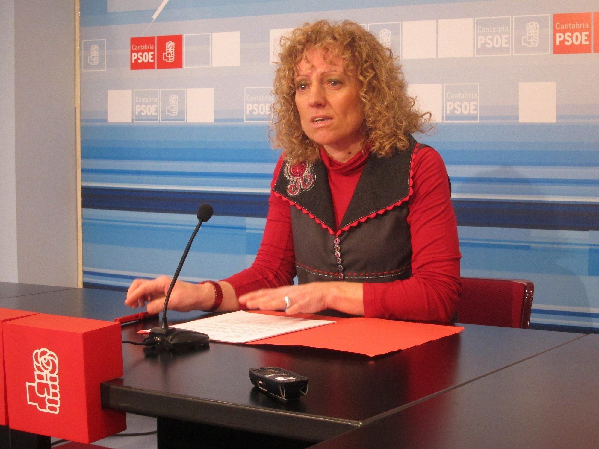 El PSOE se opondrá «frontalmente» a un plan que supone «menos empleo, menos bienestar y más impuestos»