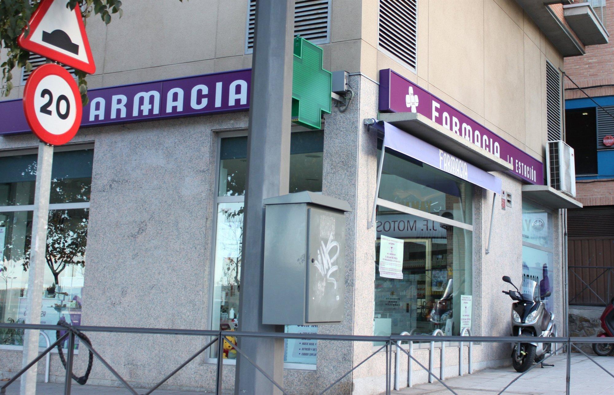El PSPV advierte a Fabra de que «si no se paga a las farmacias, habrá problemas de abastecimiento para los ciudadanos»