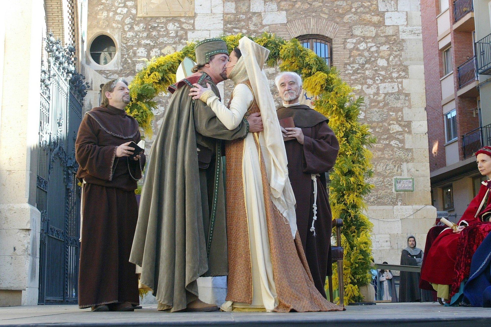 El alcalde de Teruel destaca la repercusión de las Bodas de Isabel en el turismo en la ciudad