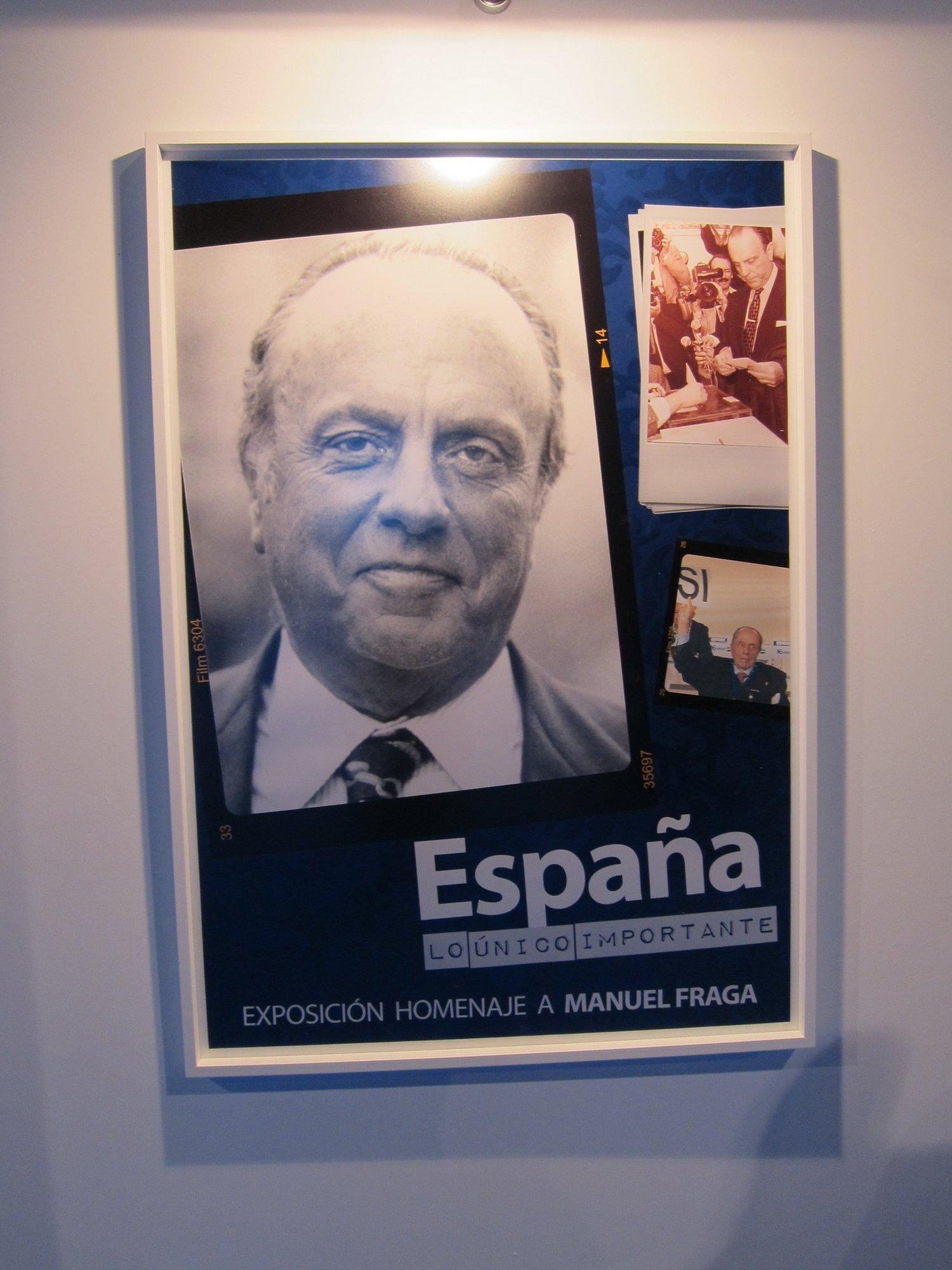 El XVII Congreso del PP da comienzo con un aplauso a la figura de Manuel Fraga