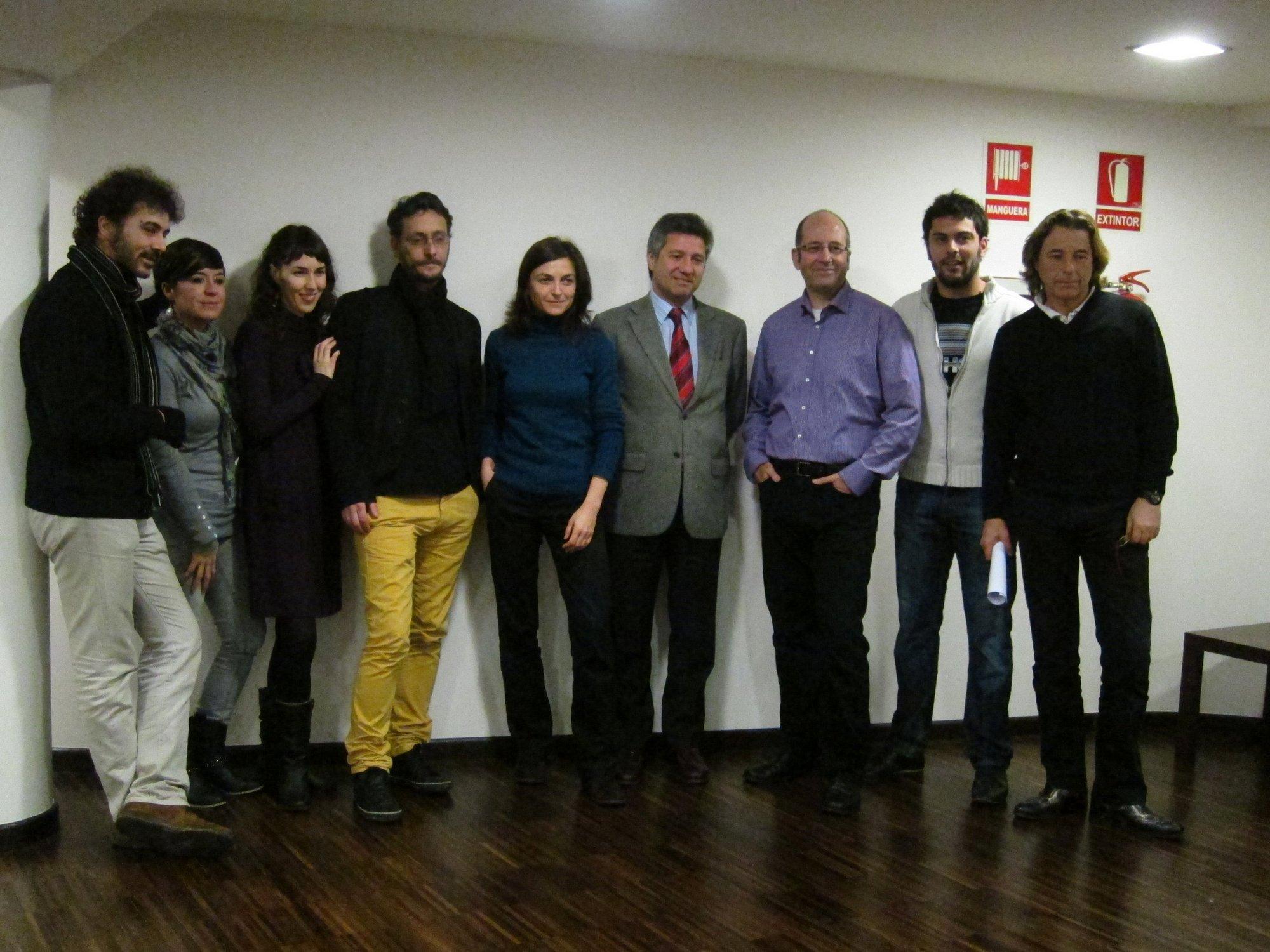 La cultura sale en ayuda de la cultura para que Álvaro García pueda rodar la película »La sombra del otro»