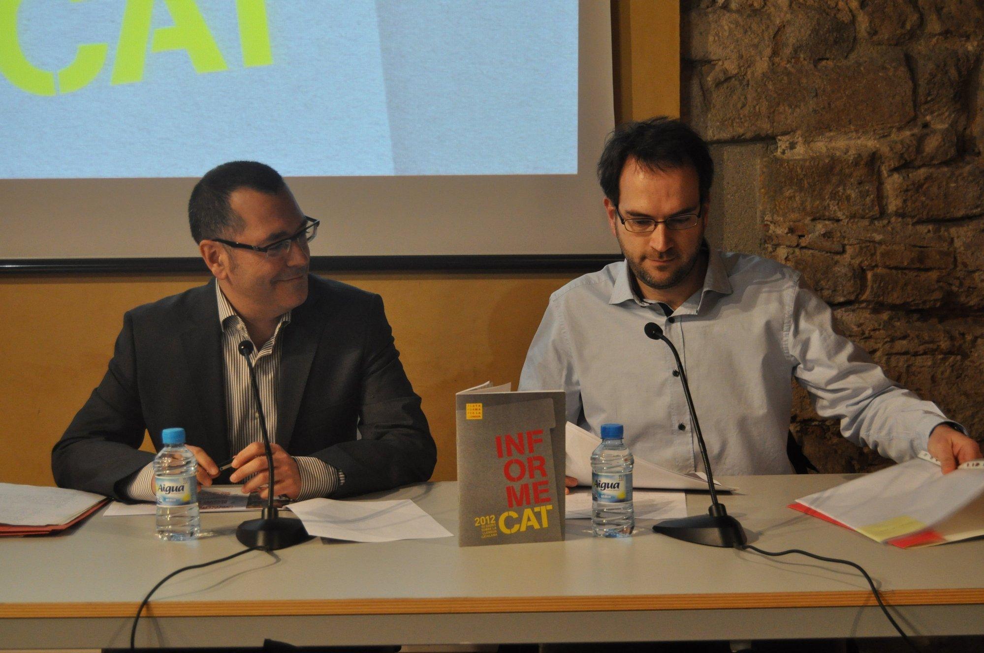 El catalán es la decimocuarta lengua más hablada en la UE, según un informe de la Plataforma per la Llengua