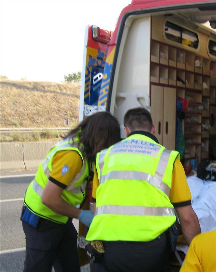 Dos mujeres muertas y otras tres heridas en un choque frontal en Torreblanca (Castellón)