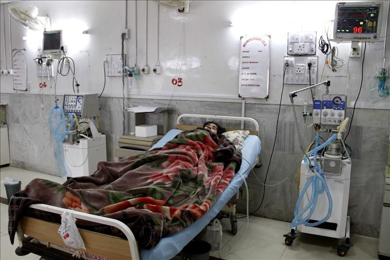 Ascienden a 34 los muertos en el atentado suicida ocurrido ayer en Pakistán