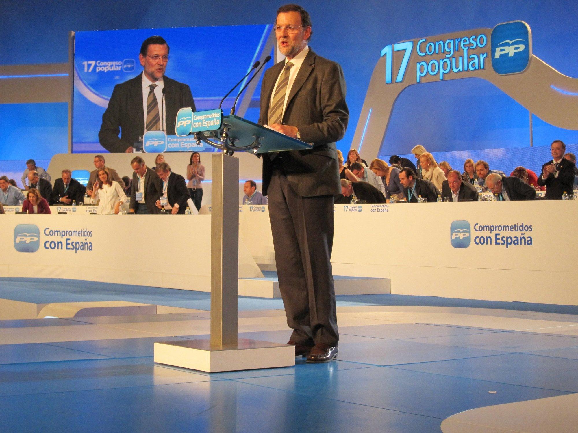Rajoy elige a Arenas, Floriano y Pons como vicesecretarios del PP