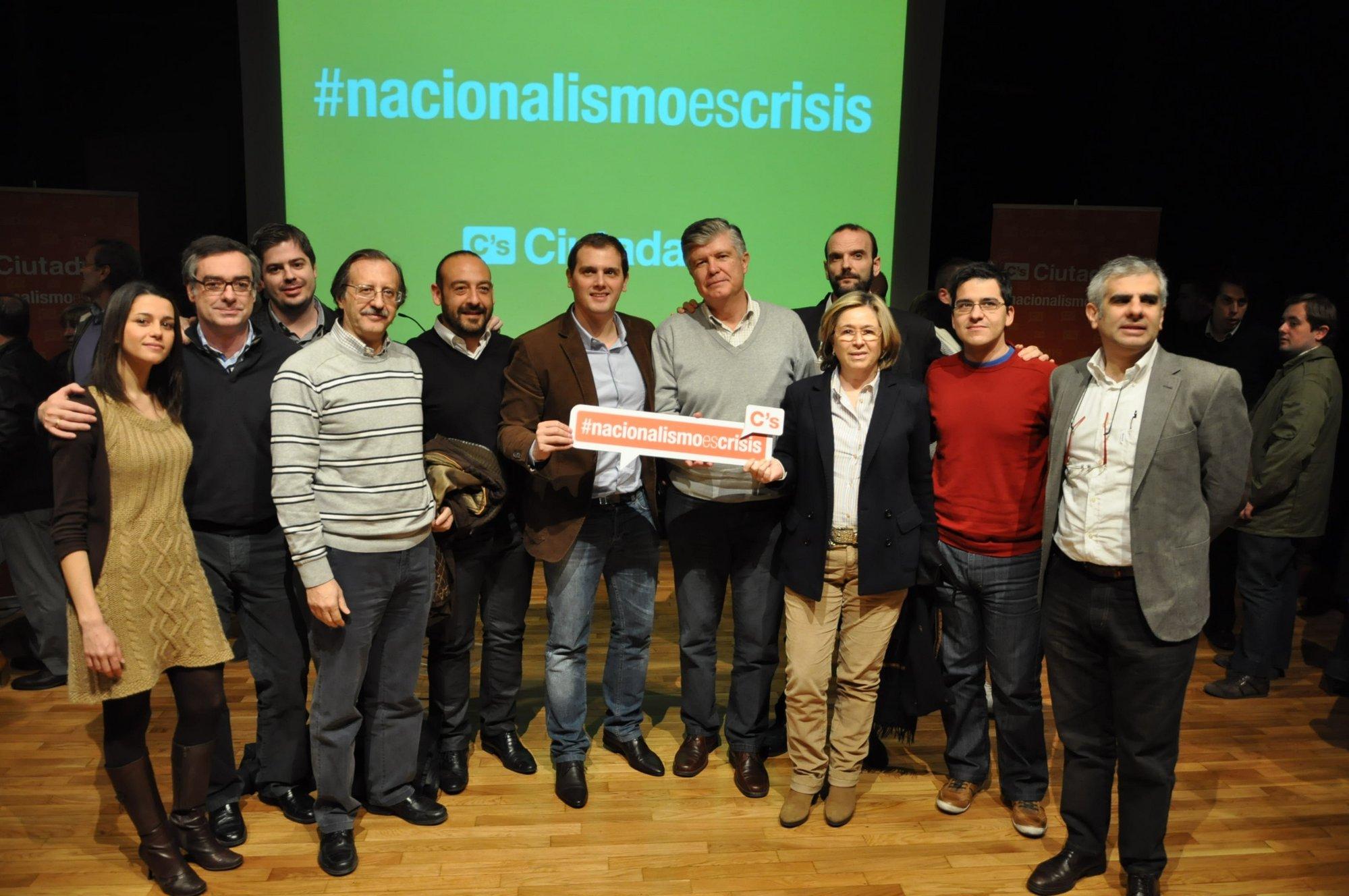 C»s acusa a Mas de recortar el sueldo de funcionarios para recaudar el dinero «volado» de Spanair