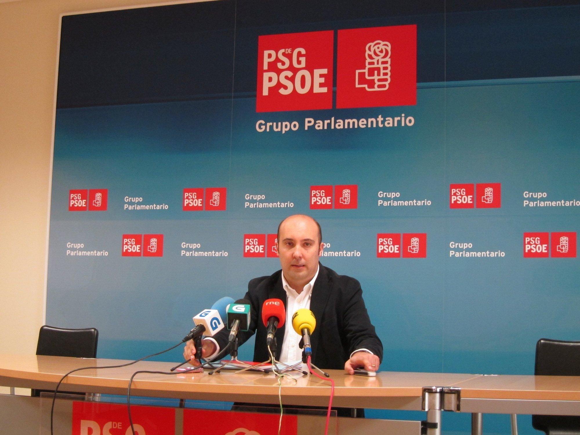 Lage Tuñas afirma que «solo oscuros intereses» pueden explicar que el BNG pacte con el PP una moción de censura en Muros