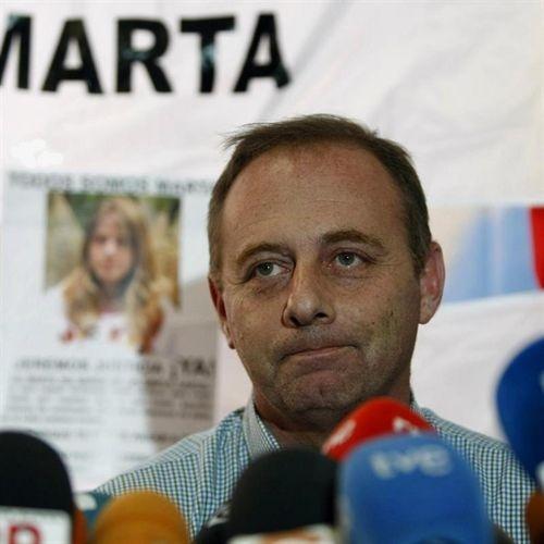 El padre de Marta: «Si la Policía no es capaz de hacer su trabajo con las leyes que hay, que proteste»