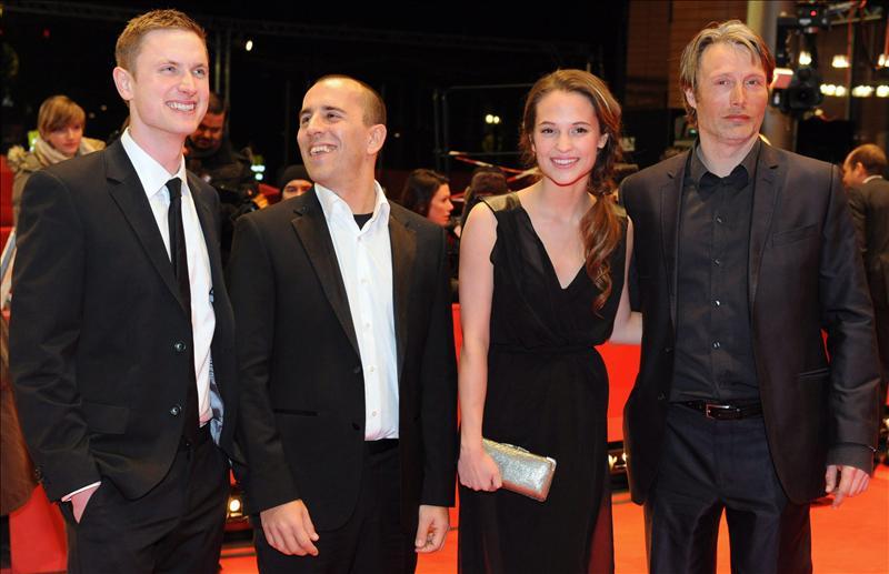 El danés Mikkel Boe Folsgaard gana el Oso de Plata al mejor actor de la Berlinale