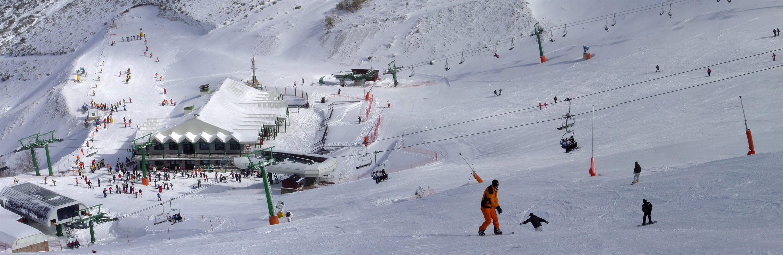 Valdezcaray abre este sábado veintidós pistas con nieve polvo y 17,9 kilómetros esquiables