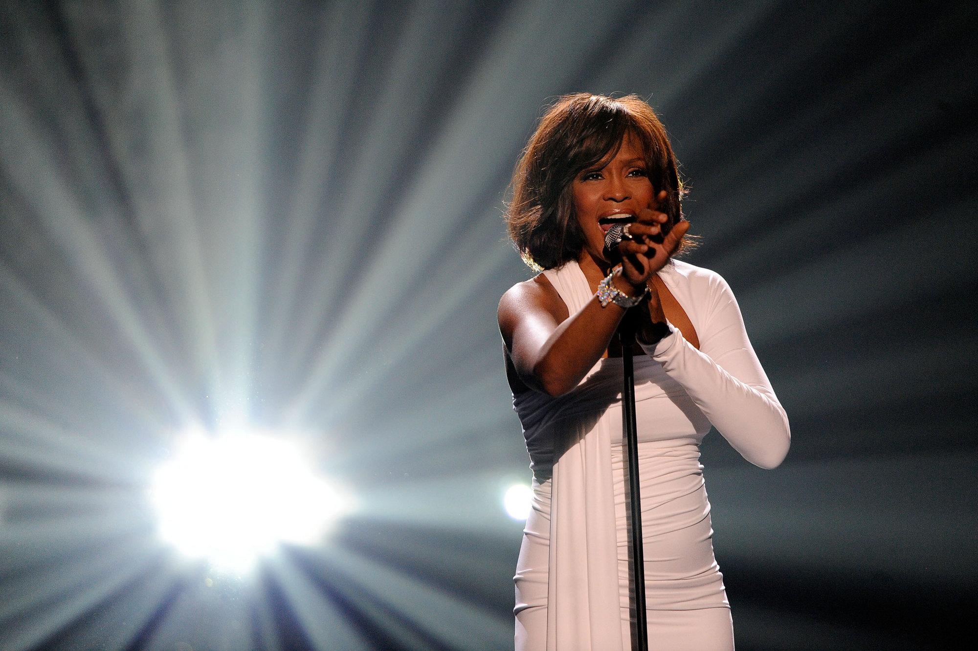 Sigue en directo el funeral de la cantante Whitney Houston