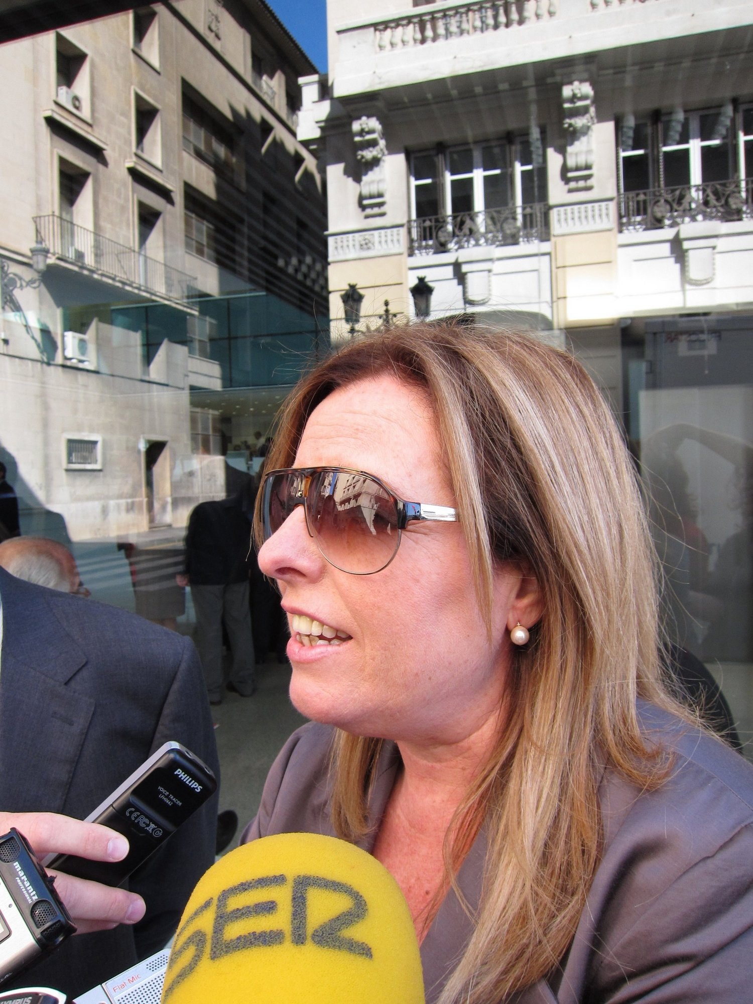 El juicio por el despido de Amorós en la CAM se celebra este viernes en el Juzgado de lo Social número 4 de Alicante