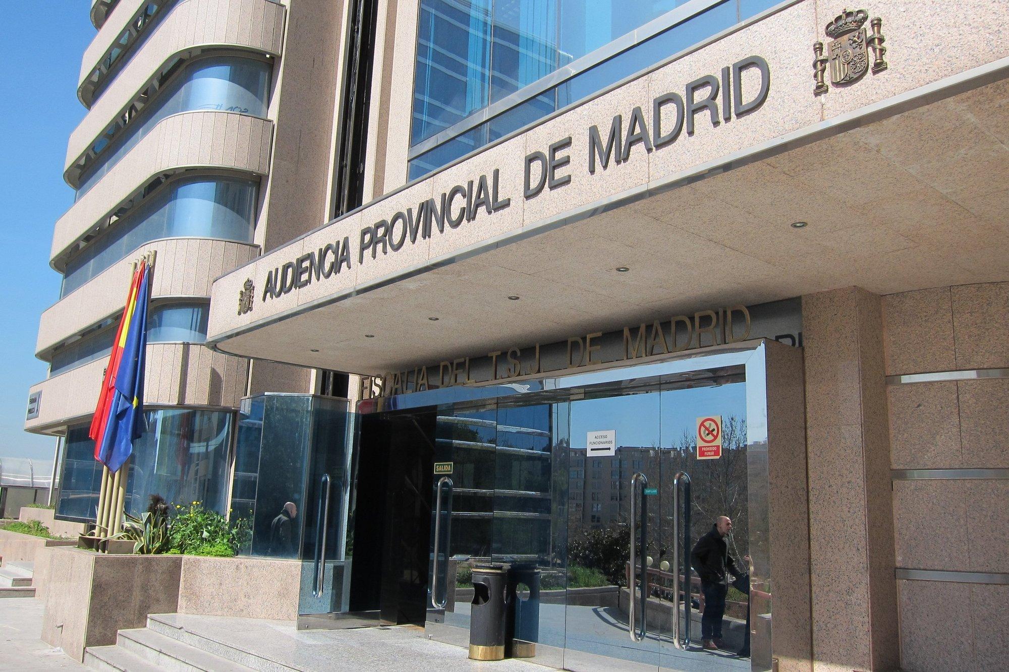 La Audiencia de Madrid juzga mañana a una ex concejal del PP de Las Rozas por falsedad documental