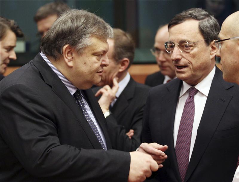 El BCE interrumpe la compra de deuda soberana por primera vez desde agosto
