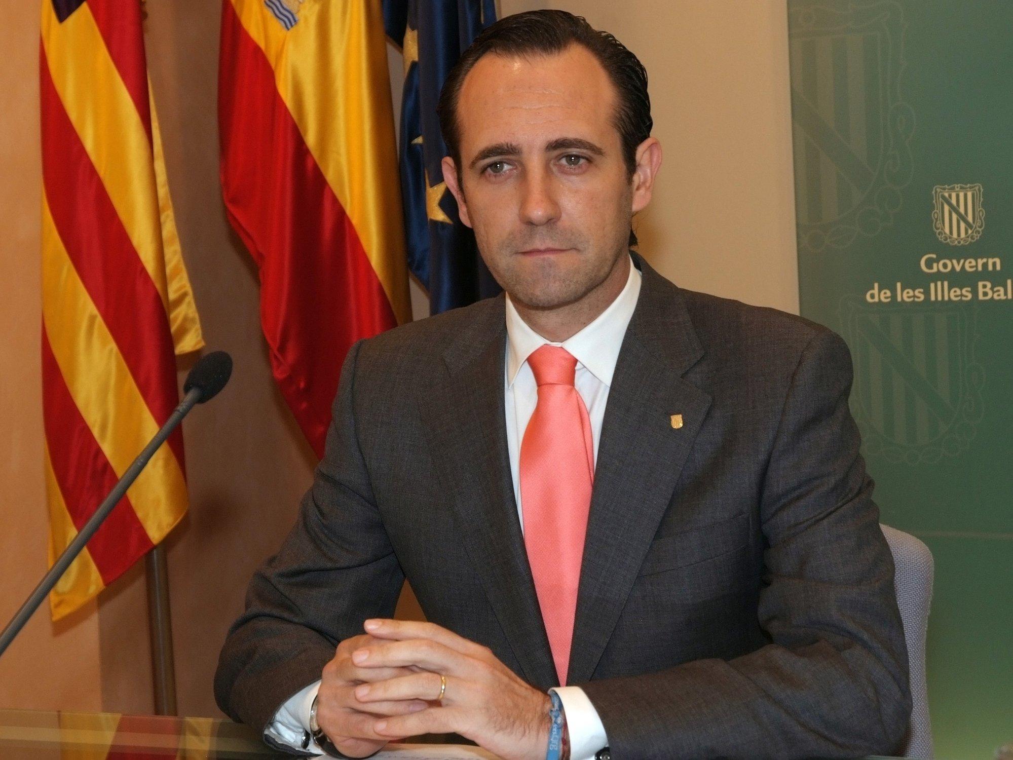 Bauzá será interrogado este martes sobre los efectos de la reforma laboral en Baleares