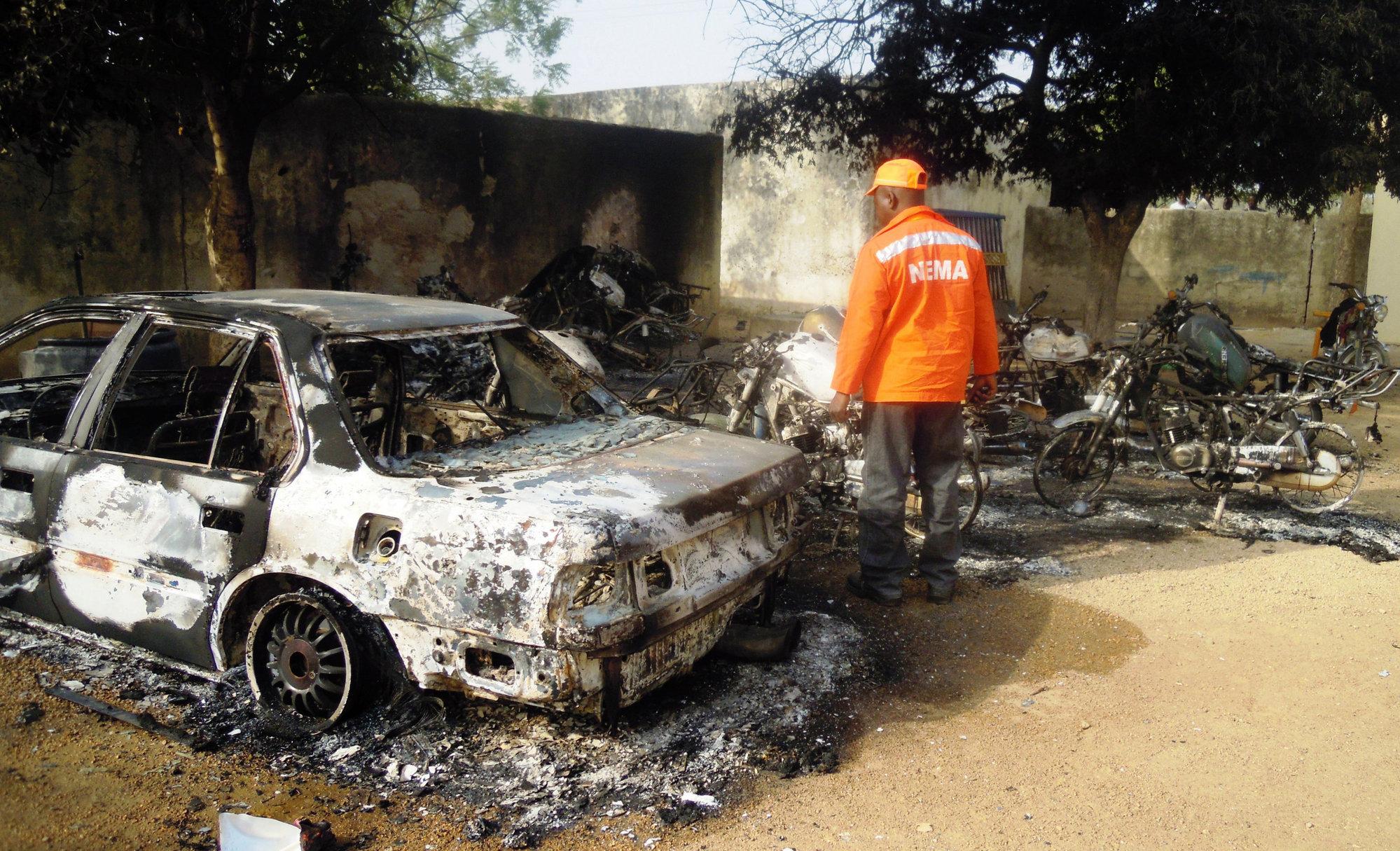 Abaten a ocho miembros de la secta Boko Haram que querían atentar en un mercado
