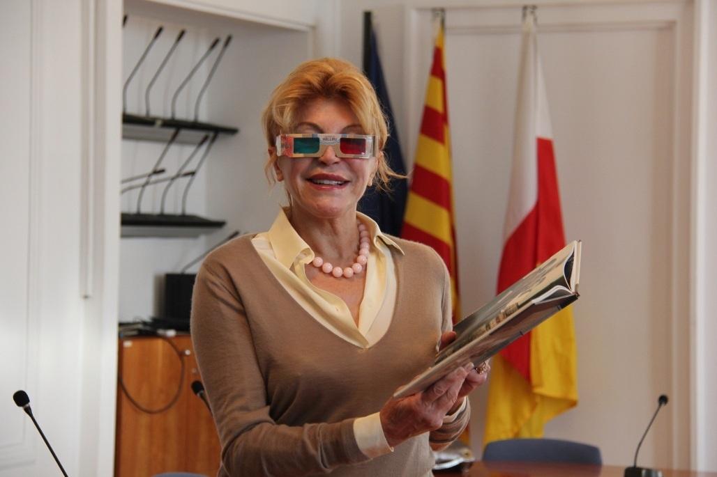 Carmen Thyssen: «Sí, soy patriota y me sentiría mal aceptando una oferta de fuera»