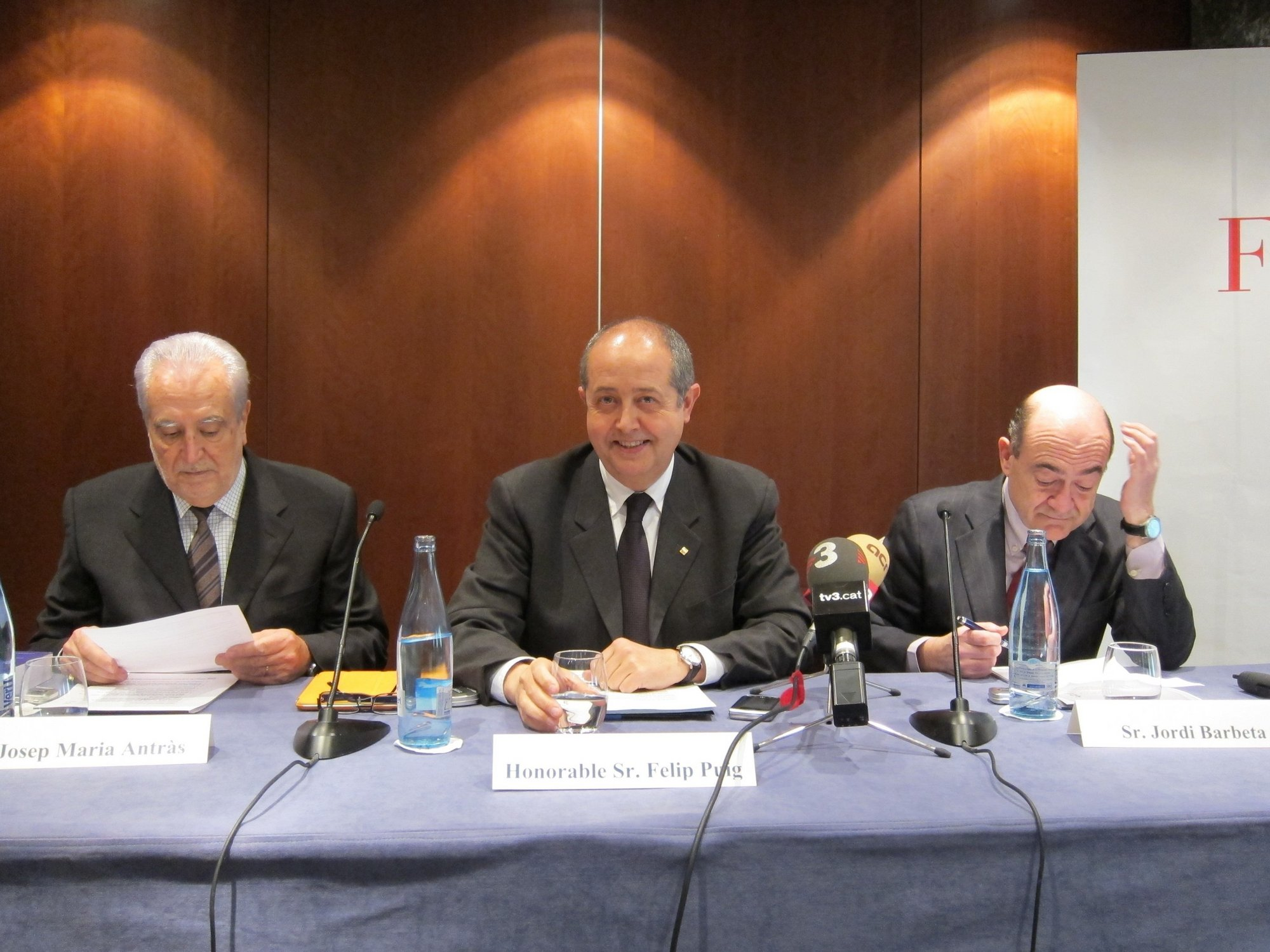 Consejero de la Generalitat asegura que el estado plurinacional «ya no existe» y que el camino es el »derecho a decidir»