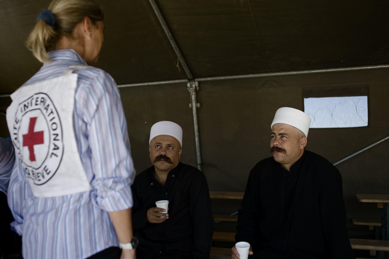 La Cruz Roja pide una tregua en Siria para que puedan socorrer a la población