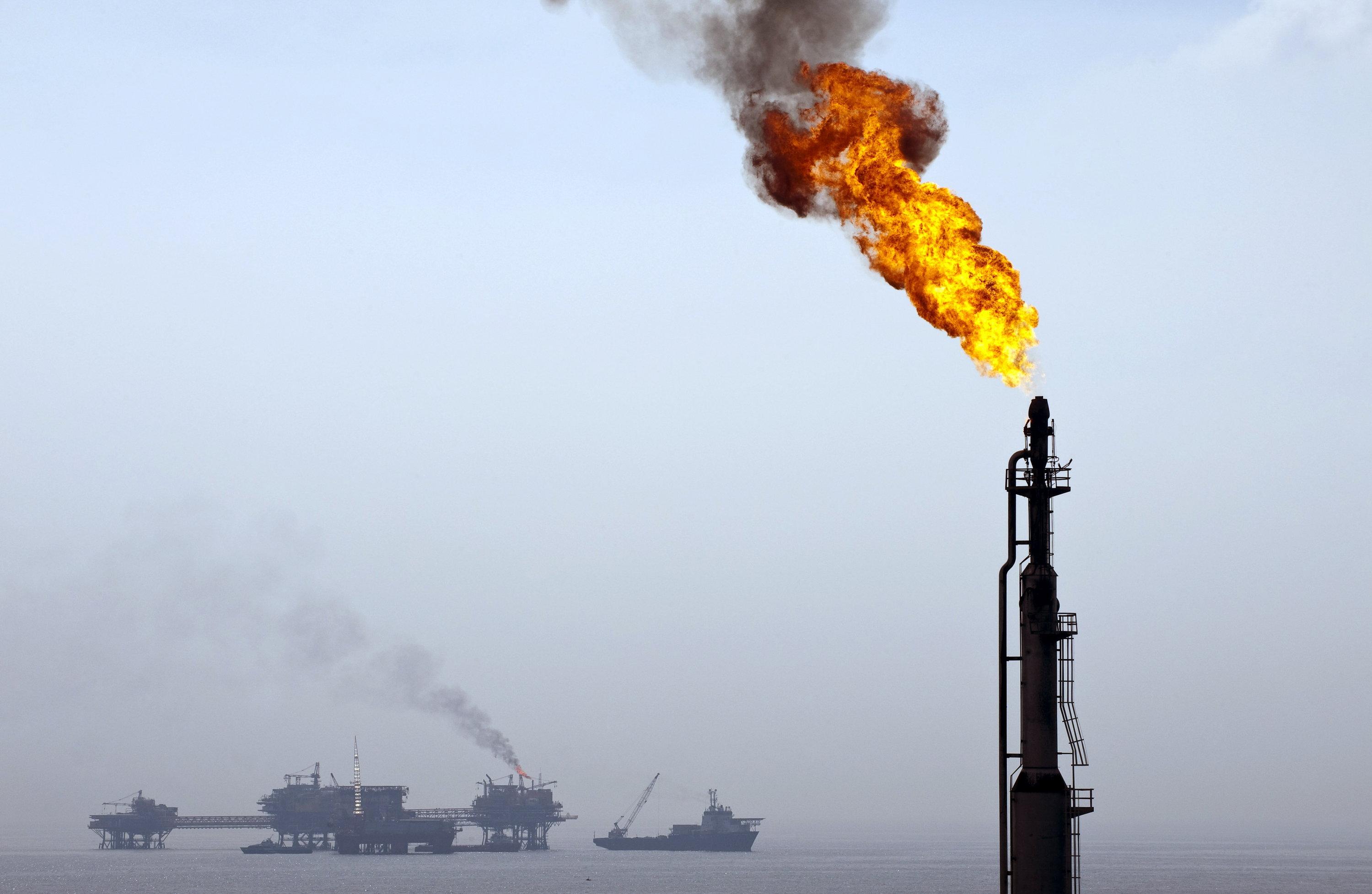EEUU y México acuerdan explotar de forma conjunta el petróleo del Golfo