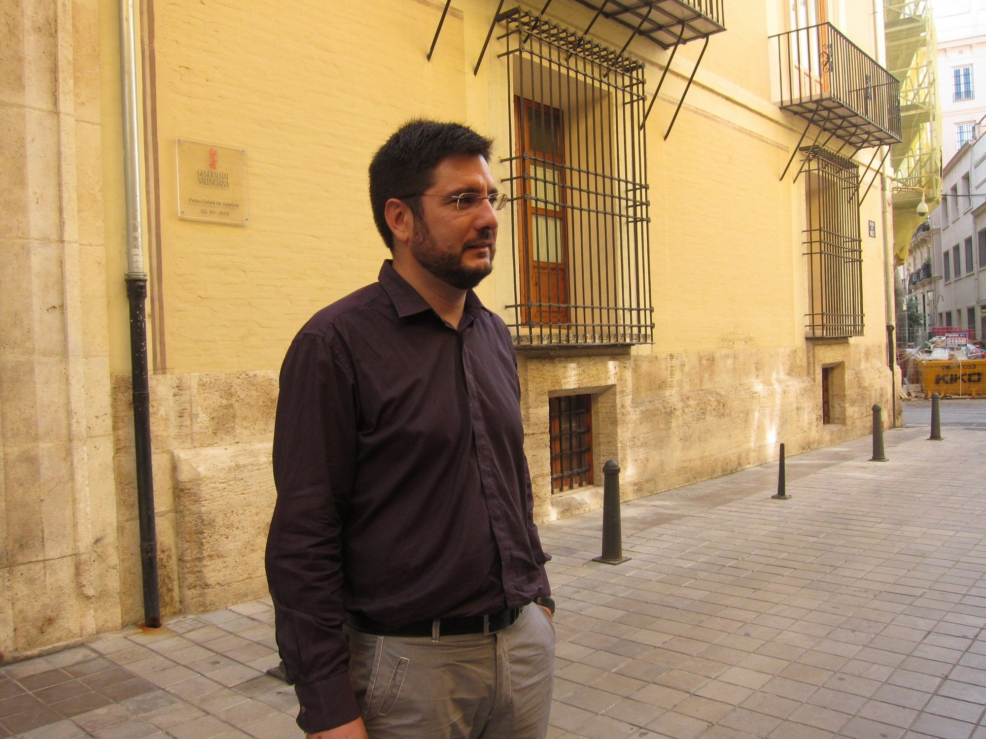 EUPV pide la comparecencia de Císcar en Cortes valencianas para que explique relaciones del Consejo con Nóos