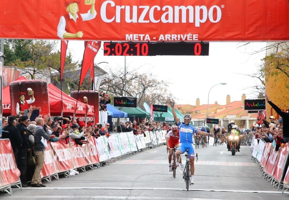Javier Ramírez se lleva la primera etapa