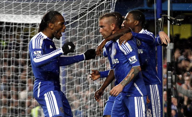 El Nápoles quiere terminar de hundir al Chelsea