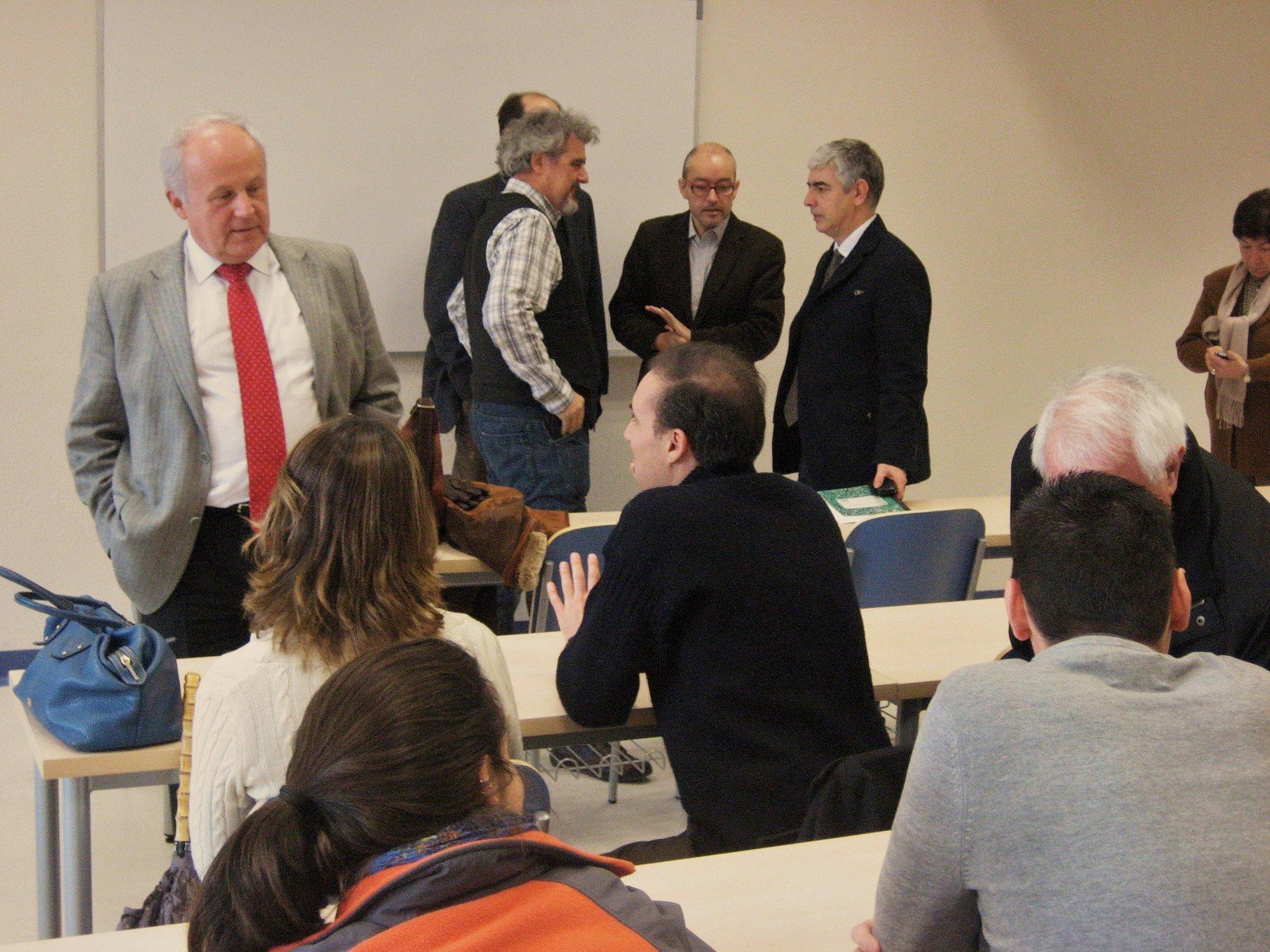Mora afirma que la suspensión del Campus de Excelencia es «un duro golpe moral y económico» para la UC