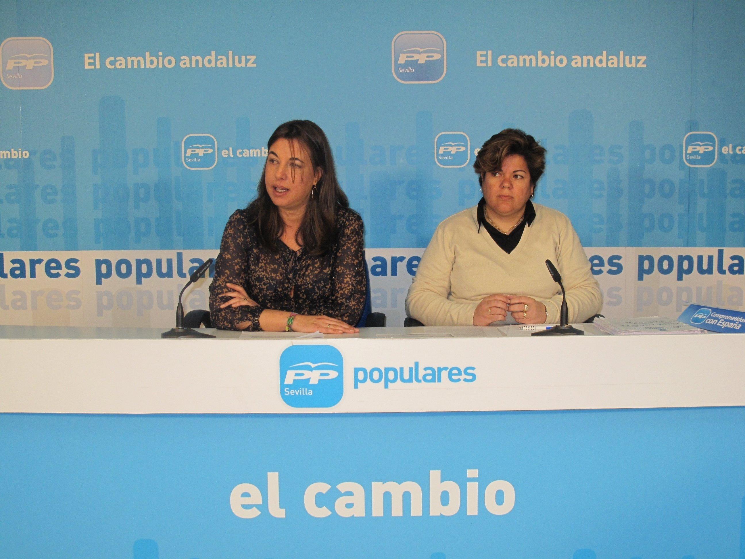 PP pide la dimisión de alcalde de Húevar por la «impresionante» deuda y por 120 contratos «a dedo»