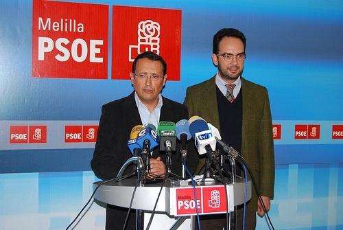 El PSOE pide que se tomen medidas contra los empresarios que no pagan la bonificación en Melilla, como en Ceuta