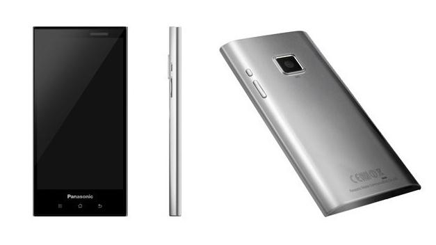 Panasonic vuelve a lo grande a la telefonía en Europa con un »smartphone» Android